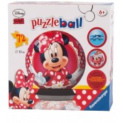 Puzzle 3D - Minnie Mouse, 72 piese