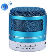 Portable Mini Bluetooth Speaker Built-in Mic for iPhone Samsung HTC Sony and other Smartphones (Blue)