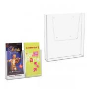 Edimeta Porte-brochures Mural Taymar® 3 cases A4 Portrait