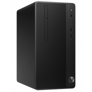 HP 285 G3 Microtower Desktop PC, AMD Ryzen 5 2400G 3.6 GHz, 4GB RAM, 500GB HDD, Radeon Vega 11 Graphics, Win 10 Pro