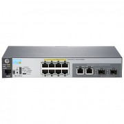 Switch HP 8 puertos Gigabit 2530-8G POE+ Admin, QOS