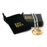 The Lord of the Rings One Ring Necklace Costume Jewellery