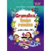 Gramatica limbii romane. Culegere de exercitii clasa a IV-a