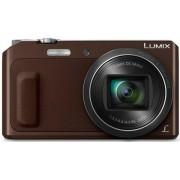 "Aparat Foto Digital Panasonic DMC-TZ57EP-T, 16 MP, 1/2.3"" CMOS, Filmare Full HD, Zoom Optic 20x, WiFi (Maro)"