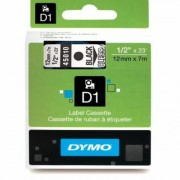 D'origine Dymo 45010 / S0720500 étiquettes multicolor 12mm x 7m - remplace Dymo 45010 / S0720500 labels