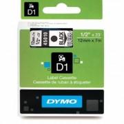 D'origine Dymo 45010 / S0720500 étiquettes multicolor 12mm x 7m - remplace Dymo 45010 / S0720500 labels