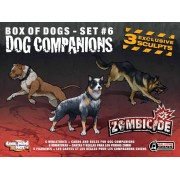Asmodee Zombicide - Dogs Companion