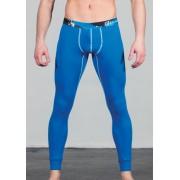 Geronimo Long Johns Long Underwear Pants Blue 1664J6-2