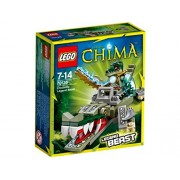 Lego Chima Crocodile Legend Beast, Multi Color
