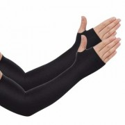 Cooling Arm Sleeves for Men Women. Perfect for Cycling Driving Running Basketball Football Outdoor Activities (1