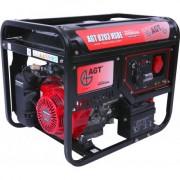 AGT 8203 HSBE TTL Generator electric trifazat 8.2 kVA cu motor Honda 13 Cp , pornire electrica