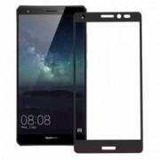 Folie sticla Wozinsky Full Face pentru Huawei Mate 10 Pro margini colorate neagra