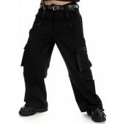 pantaloni uomo DEAD THREADS (TT 1025) - BLACK