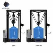 ANYCUBIC mas la mitad de la impresora 3D montada con nivelacion automatica (enchufe de EE. UU.)
