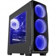 Carcasa gaming Genesis Titan 750 Blue