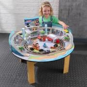 Set de joaca Disney® Pixar Cars 3 Florida Racetrack Set & Table - Kidkraft