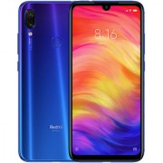 Redmi Note 7 3GB 32GB 4000 mAh 13MP Selfie Dot Notch Display Dual Camera - Sapphire Blue
