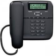 Стационарен жичен телефон Gigaset DA610, Черен, 1010011