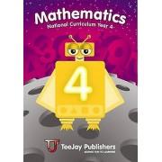 TeeJay Mathematics National Curriculum Year 4 Second Edition par Cairns & JamesGeddes & JamesStrang & Thomas