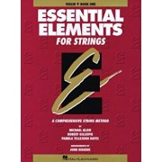 Essential Elements for Strings - Book 1 (Original Series): Violin, Paperback/Robert Gillespie