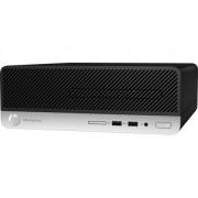 Desktop, HP ProDesk 400 G5 SFF /Intel i3-8100 (3.6G)/ 4GB RAM/ 1000GB HDD/ Win10 Pro (4CZ87EA)