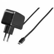 Travel Charger, Hama 220V, micro USB, 5V/2A (93780)