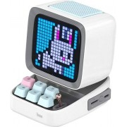 ART Divoom DITOO Pixel Art Wireless Bluetooth Speaker -Blanco, A