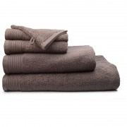 The One Towelling The One Baddoek Deluxe 60x110 550 gr Taupe