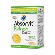 Absorvit Refresh Detox 12 Comprimidos Efervescentes