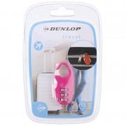 Dunlop Roze reistassen bagageslot met cijferslot