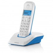 Motorola S1201 Telefone Sem Fios Azul
