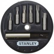Set 6 varfuri de surubelnita Torx Stanley - 1-68-739