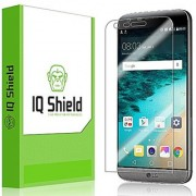 LG G5 Screen Protector IQ Shield LiQuidSkin Full Coverage Screen Protector for LG G5 HD Clear Anti-Bubble Film - with