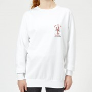 Friends You Are My Lobster dames trui - Wit - XL - Wit