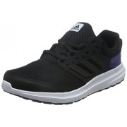 adidas Men's Galaxy 3 M Cblack, Cblack and Unipur Running Shoes - 10 UK/India (44.7 EU)