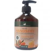 Herbamedicus Săpun lichid cu catină și portocale - 500 ml