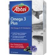 Omega Pharma Deutschland GmbH ABTEI Omega-3-6-9 Lachsöl+Leinöl+Oliv.Öl Kapseln 99 g