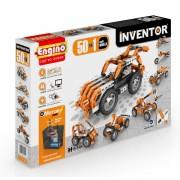 Engino Inventor 50 az 1-ben építőjáték - Motorizált multi modellek - ENGINO építőjátékok