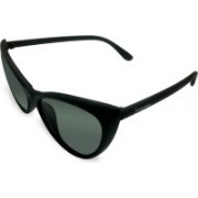 goshop Cat-eye Sunglasses(Green)