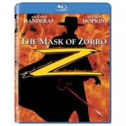 The Mask of Zorro Blu-Ray