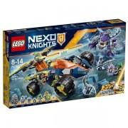Lego nexo knights scalarocce di aaron