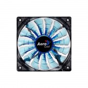 Ventilator Aerocool Shark Blue Edition LED 140 mm