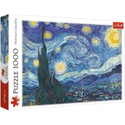 Puzzle Trefl - Vincent Van Gogh: The Starry Night, 1.000 piese (10560)