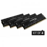 Memorija DDR4 32GB 3200MHz 4x8 HyperX NEW Predator KIN HX432C16PB3K4/32