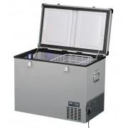 Ladă frigorifică de capacitate mare Travel Box Steel 100