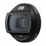 Panasonic Lumix G 3D 12.5mm F/12 - Obiettivo 3D - 4 ANNI DI GARANZIA