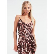 Marciano Guess Top Marciano - Animalier - Size: Extra Small