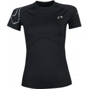 NEWLINE COMPRESSION Dámské kompresní tričko 10796-060 černá XL