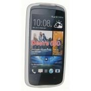 Силиконов гръб ТПУ за HTC Desire 500 Бял
