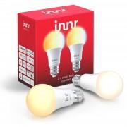 Innr Smart Lamp E27, alle wittinten, 2-pack